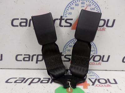 Ford Ka Mk1 96-08 Reg Rear Seat Twin Anchor / Clicker Buckle - 97Kbb613K21Ad