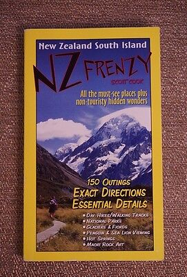 New Zealand South Island NZ Frenzy by Scott Cook