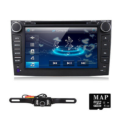"""HD 8"""" Touch Screen GPS Car Radio Stereo DVD Player for TOYOTA Corolla 2007-2013"""