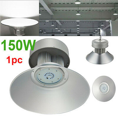 150W Watt LED High Bay Light Lamp Warehouse Fixture Factory Shed Lighting