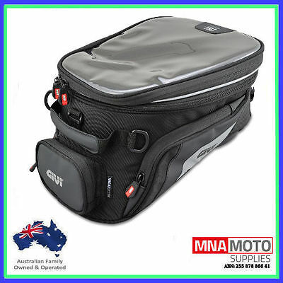 Givi Tank Bag Plus Mounting Flange - Suit Honda CRF1000L Africa Twin (2016+)