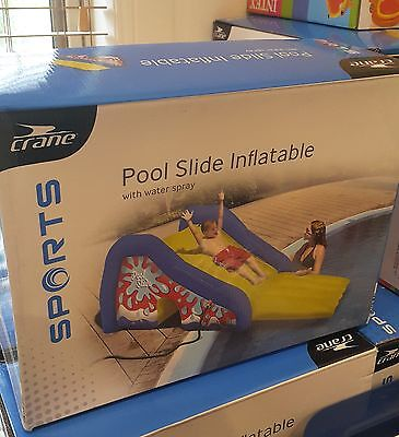 Wholesale Lot 5 sets x New Pool Slide Inflatable Water Splash Kids Swimming Pool