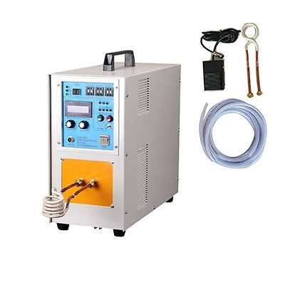 EFL New High Frequency Induction Heat Heater Heating Furnace Machine 15KW