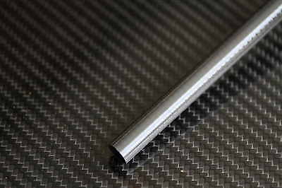Carbon Fiber Tube Uni 0.437 x 0.50 x 9 inch (Cello Gloss Finish)