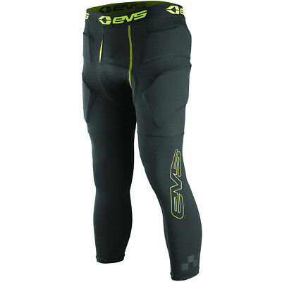EVS NEW Mx TUG 2.0 Impact 3/4 Padded Motocross Dirt Bike Compression Pants