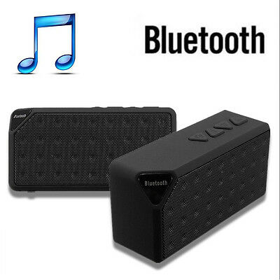 Bluetooth Wireless Speaker Mini Portable Super Bass For iPhone phone Tablet PC H