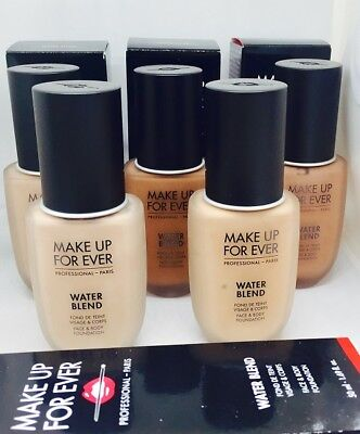 Make Up For Ever Water Blend Face & Body Foundation 50ml.