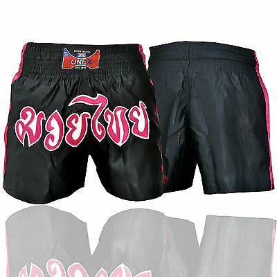 Pro 1X MMA Shorts Grappling UFC Muay Thai Fight Trunks kick Boxing Martial Arts