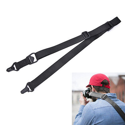 Military Gun Sling Heavy Duty Tactical 2 Points Nylon Rifle Sling Belt Strap