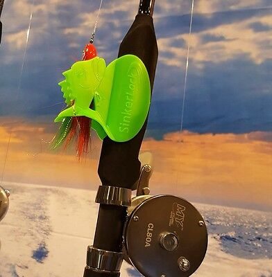 No More Tangles Ultimate Fishing Tackle and Rod Protector. Protects You As Well.