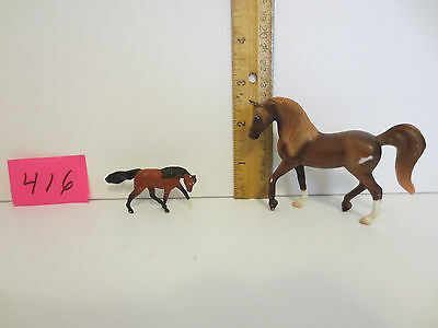 Breyer Stablemates Horse and Foal - Set of 2