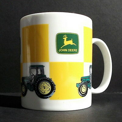 John Deere Coffee Cup - Mug Licensed Product by Gibson, Pre-owned, Never Used