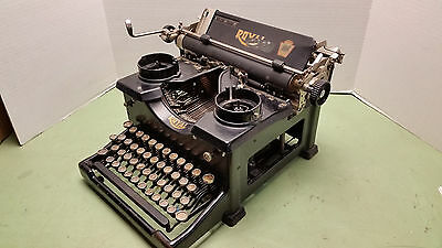 Antique Royal Typewriter Standard Model 10 Circa 1927