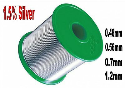 HIGH MELTING POINT SOLDER HMP 5% TIN 93.5% LEAD 1.5% SILVER FULL REELS 63 - 224m