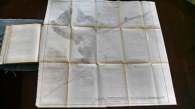 Charleston Harbor and Its Approaches 1866 US Coast Survey