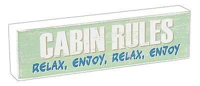 """FAMILY /& FRIENDS Wood Tabletop Mini Plaques Set of 2 Signs! 5.5/"""" x 1.5/"""""""