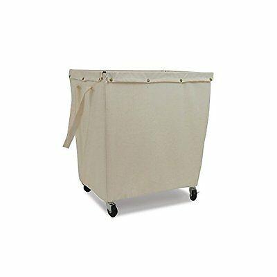HOME PRODUCTS 4569005 Commercial Canvas Hamper     F