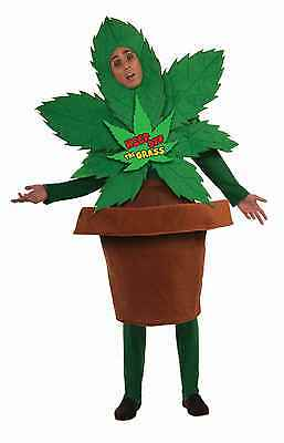 Funny Keep Off the Grass Costume Adult Standard