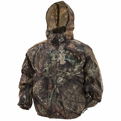 FROGG TOGGS PA63102-62XL  Pro Action Jacket Camo MO Country XL