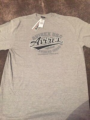 Avirex Mens T Shirts Job Lot Of 12 . All Nwt. Mix Of Sizes And Colours