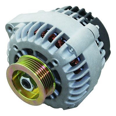 100/% NEW ALTERNATOR FOR CHRYSLER,DODGE,JEEP CLUTCH PULLEY 115A*ONE YR WARRANTY*