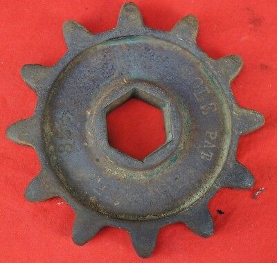 Cole Charlotte NC 1 Row Corn & Cotton Planter 12 Tooth Chain Distance Sprocket