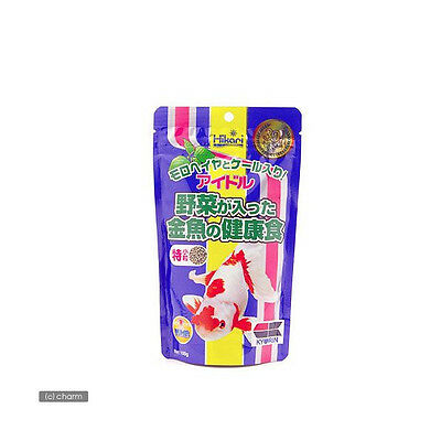 Kyorin Japan Hikari IDOL Specialist' Goldfish Food Floating Baby Pellet 100g