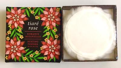 Tiare Rose Dusting Powder Greenwich Bay Trading Co Delicate Fragrance Beautiful