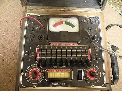 Superior Instruments Co. TV-10 Tube Tester