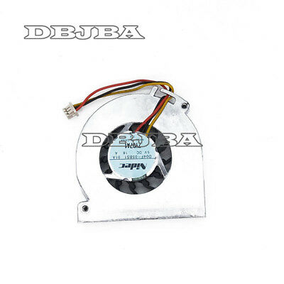 For Fujitsu LifeBook S6130 S7011 CPU Fan D04F-05BS1 3-pin New Laptop Cooling Fan