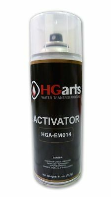 Hydrographics Activator - Water Transfer Printing - Hydro Dipping Spray (11oz.)