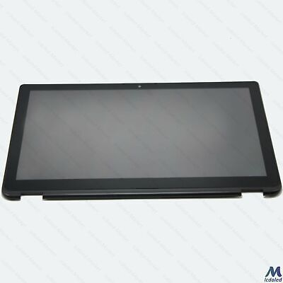 "15.6"" LCD Touch Screen Digitizer Display Assembly for Toshiba Satellite P50w-B"