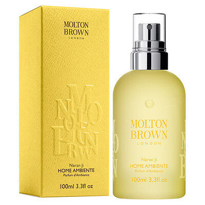MOLTON BROWN NARAN JI HOME AMBIENTE 100ML, new and boxed