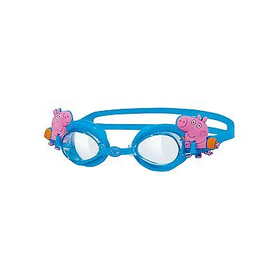 Zoggs Kids George Pig Adjustable Character Goggles From Debenhams One Size