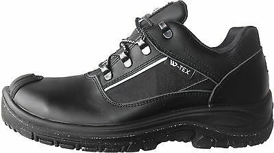 Mens Safety Shoes WENAAS AQUA LOW water resistant SRC S3 W-TEX NEW