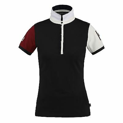 Kingsland Ladies Horse Riding Equestrian Quick Dry Stylish Termine Polo Shirt