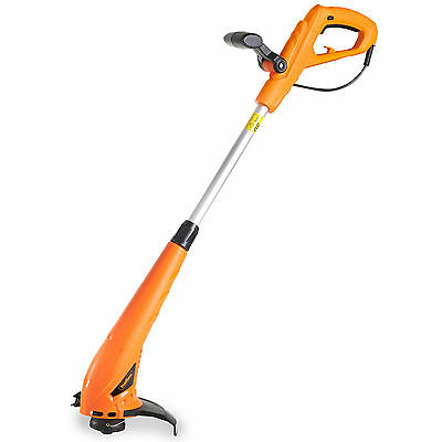 VonHaus 350W Electric Strimmer – Lightweight Corded Grass/Lawn Trimmer and Edger