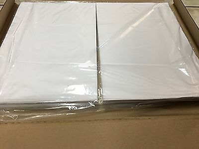 "Wholesale Bulk Lot of 286 Cases WHITE TISSUE PAPER 2 REAMS Per Case 10"" X 15"""