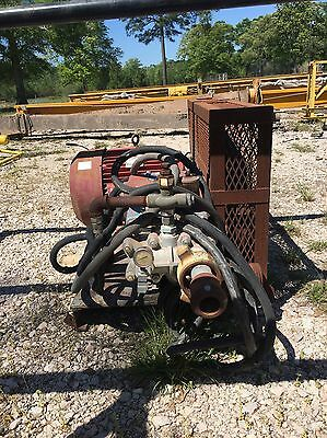 Cat Go Frame Model 6040 Positive Displacement Reciprocating Piston Pump 40Gpm