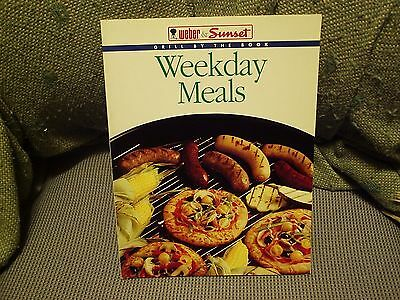Sunset Grill by The book Weekday Meals Cookbook, Grilling recipes