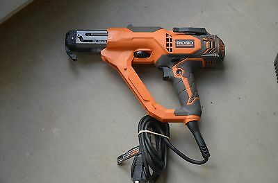 Ridgid R6791 3 in. Drywall and Deck Collated Screwdriver(Screw Gun Only)