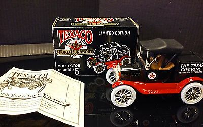 Texaco 1918 Ford Roundabout Collector Series 5