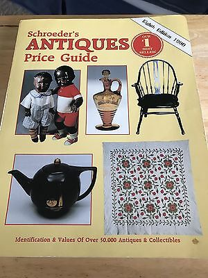 Schroeders Antique's Price Guide 8th edition