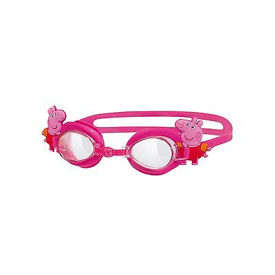 Zoggs Kids Peppa Pig Adjustable Character Goggles From Debenhams One Size