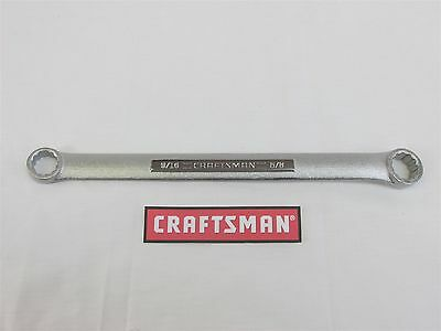 Craftsman 12PT Box End Long Combination Wrench SAE or MM Any Size