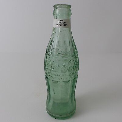 Coca Cola Hobbleskirt Bottle 6 oz Type: Dalton, GA Georgia C22 C57