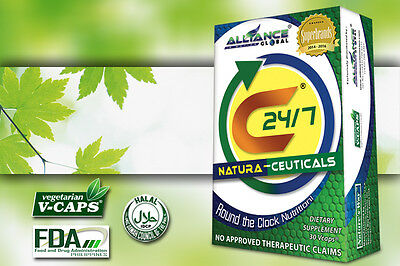 C 24/7 Natura-Ceuticals Product of  - Alliance In Motion Global Inc.(AIM GLOBAL)