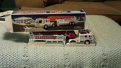Brand New In The Box Hess 2000 Fire Truck
