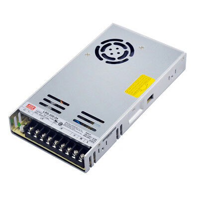 Triple output 24V DC power supply for linear motion guide
