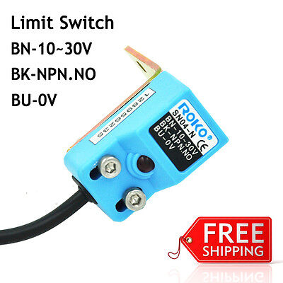 NPN Limit Switch for FUYU linear motion guide